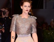 Kristen Stewart in Chanel Couture | 'Equals' Premiere - 2015 Venice Film Festival