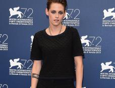Kristen Stewart in Chanel | 'Equals' Photocall - 2015 Venice Film Festival