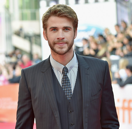 "Liam Hemsworth in Dolce & Gabbana | ""The Dressmaker"" Premiere - 2015 Toronto International Film Festival"
