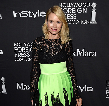 Naomi Watts in Fausto Puglisi | InStyle & HFPA Party - 2015 Toronto International Film Festival