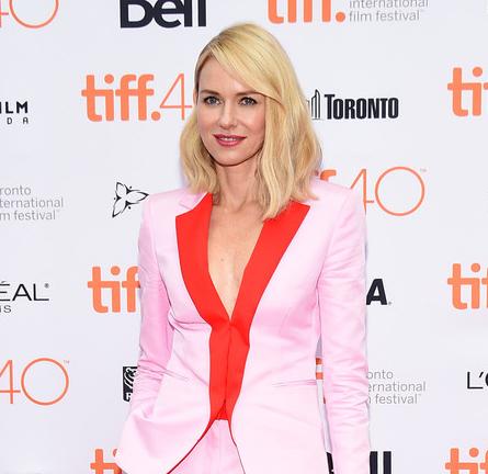 Naomi Watts in Vionnet | 'About Ray' Premiere - 2015 Toronto International Film Festival