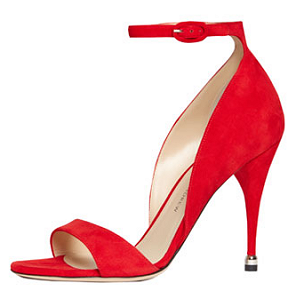 Paul Andrew Pre-Fall 2015 'WESTSIDE' Ankle Strap Sandals