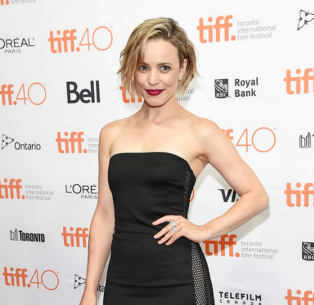 Rachel McAdams in Cushnie et Ochs | 'Every Thing Will Be Fine' Photocall - 2015 Toronto International Film Festival