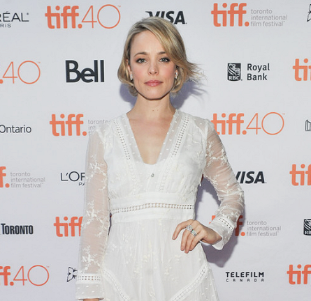 Rachel McAdams in Zimmermann | Jason Reitman's Live Read of 'Princess Bride' - 2015 Toronto International Film Festival