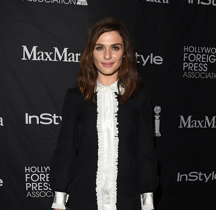 Rachel Weisz in Gucci | InStyle & HFPA Party - 2015 Toronto International Film Festival