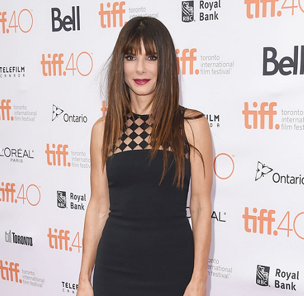 Sandra Bullock in David Koma | 'Our Brand Is Crisis' Premiere - 2015 Toronto International Film Festival