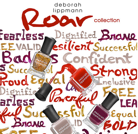 Review: Deborah Lippmann 'Roar' Fall 2015 Collection