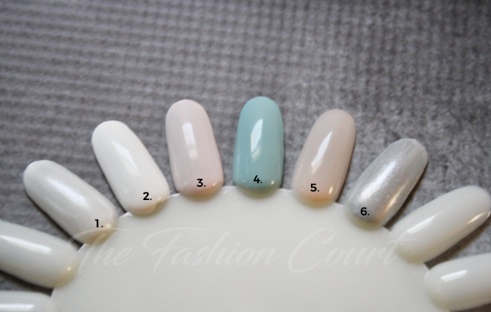 Review: OPI Infinte Shine 'Soft Shades' 2015 Collection
