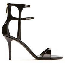 "Tamara Mellon 'Glow"" Patent Leather Sandals"