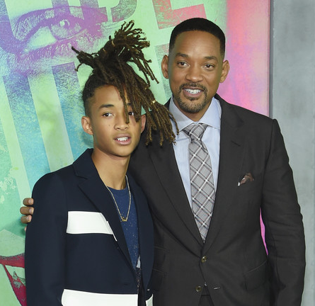 Jaden Smith in Louis Vuitton | 'Suicide Squad' World Premiere