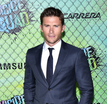 Scott Eastwood in Ferragamo | 'Suicide Squad' World Premiere