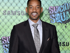Will Smith in Tom Ford | 'Suicide Squad' World Premiere