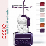 Review: Essie 'Kimono-Over' Fall/Winter 2016 Collection
