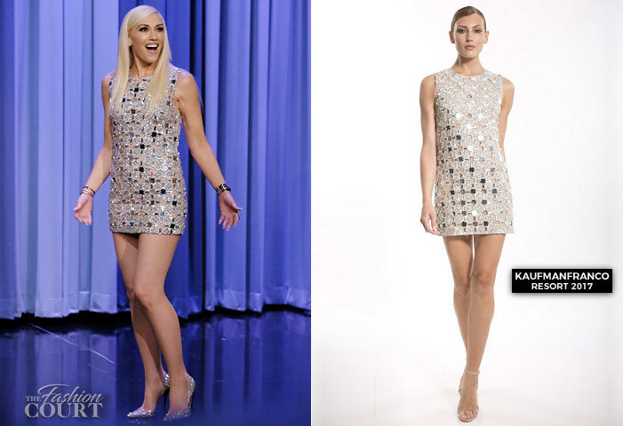 Gwen Stefani in KAUFMANFRANCO | 'The Tonight Show Starring Jimmy Fallon'
