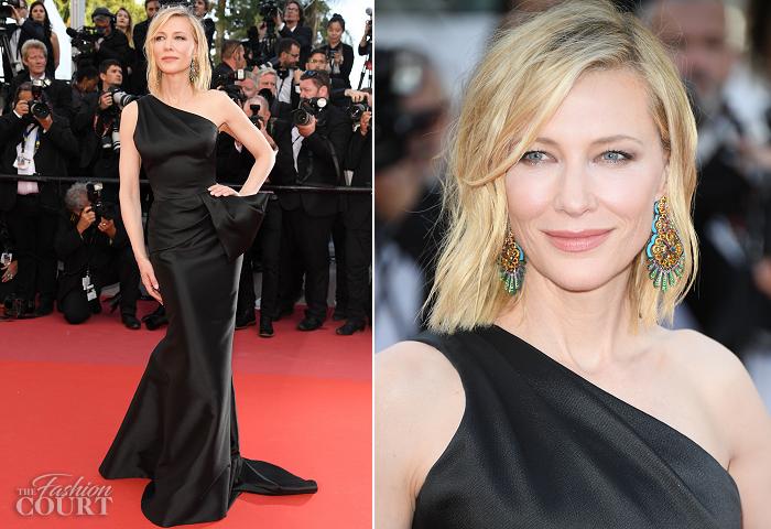 8ac985dd5cc Cate Blanchett in Armani Privé